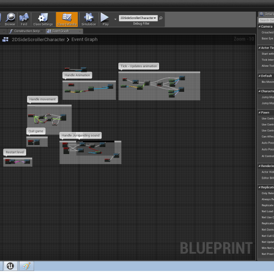 character blueprints 1